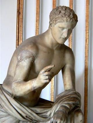 Greek orator
