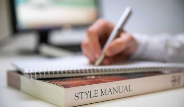 Australian Style Manual service